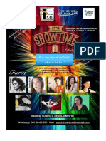Concorso It's Showtime