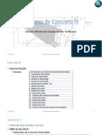 Aula04 - Método dos Estados Limites - Verificação  (1)