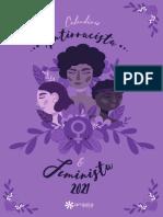 Calendário Antirracista e Feminista 2021_Angola Comunicação