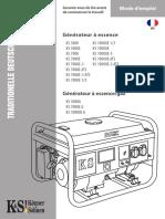 Generators GSL FR