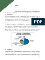 Chapitre II, Caractérisation Et Critères de Pollution (Suite 1)