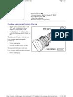VW_Checking pressure relief valve in filler cap