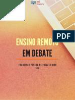 Livro - Ensino Remoto Em Debate