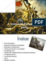 A revolução francesa – 2ª