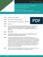 Transcript - 121. Neck Pain Assessment, Clinical Reasoning & Rehab With Prof Gwendolen Jull.en.Es