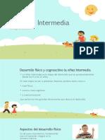 La Niñez Intermedia PPT