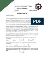 Examen de Segundo Corte Mecatronica 5B