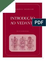Isherwood, Christopher - Introdução Ao Vedanta
