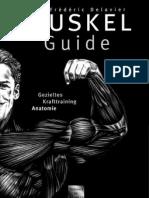 Bodybuilding - Muskel Guide Gezieltes Krafttraining