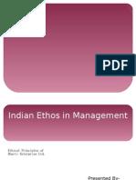 Indian Ethos