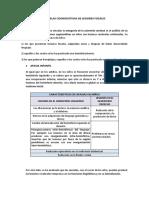 SECUELAS COGNOSCITIVAS DE LESIONES FOCALES