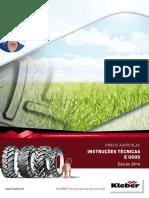 Manual Kleber Neumáticos Agrícola