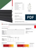 Lame Alugix 55 Brochure /PUIGMETAL®