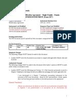 FNMA Hamp Loan Modification Uniform Agreement