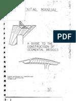 Guide to Construction of Segmental Bridge