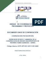 DBC_SUPERVISION_TECNICA  Tambo Quemado 01 sept