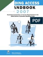 building_access_handbook_2007