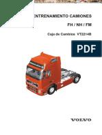 Manual Caja Cambios Vt2214b Camiones Fh Nh Fm Volvo