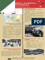 trabajo primera guerra mundial