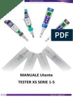 XStester manuale uso