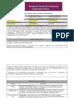 Plan de Trabajo Práctica Pedagógica i