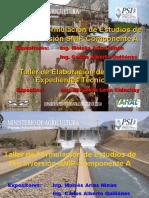 Exposicion Formulacion de Estudios de Pre inversonv1
