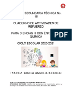 Copia de Actividades de Refuerzo Para Alumnos en Riesgo