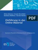 Hirschfeld et al 2021 Einfuehrung in das Online Material