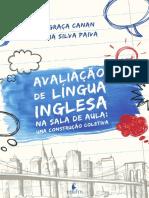 Avaliação de Língua Inglesa na sala de aula (livro digital)
