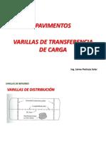 9.2.c. Esfuerzos en varillas transferencia carga