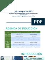 2021 INSTRUCTIVO Micronegocios MD Instrucciones para estudiantes (facilitadores) y profesores (orientadores) (1) (1)