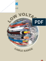 Aberdare low voltage cable range edition 3