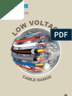 Aberdare low voltage cable range edition 3