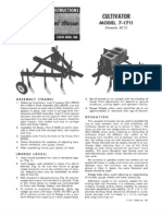 WheelHorse Cultivator manual 7-1711_105