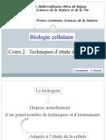 Méthodes Détude de La Cellule B2