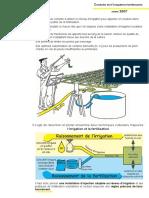 Conduite de l Irrigatin Fertilisante-converti