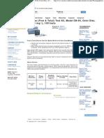 Hach - Chlorine (Free _ Total) Test Kit, Model CN-66, Color Disc, 0.1-3.5 mg_L, 100 tests