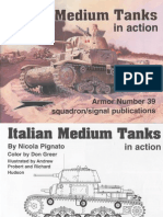 [Papermodels@emule] [armor] - [Squadron-Signal] - [In Action n39] - Italian Medium Tanks