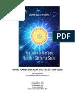 Divino Plan de Dios Para Nuestro Sistema Solar