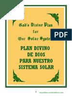 Plan Divino de Dios Para Nuestro Sistema Solar