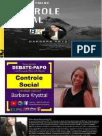 21-4 Controle Social 2021