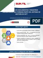 Documentos y Registros