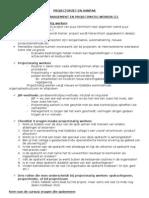 LOI Projectopzet en aanpak