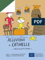 Alluvioni a Catinelle Meglio Anticipare , il fumetto