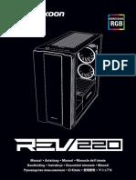 Manual Gabinete Rev 220