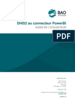 DHIS2-to-PBI_Connector_User_Manual - FRENCH