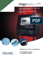 S4 HPS Accessories Booklet