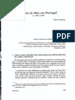 A Viola de mão em Portugal - Manuel Morais