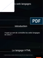 weblangages 2