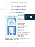 Falconer Don ~ The Square And Compasses - Volume 1 [pdf]